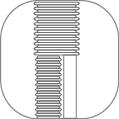 Covered corrugated hose