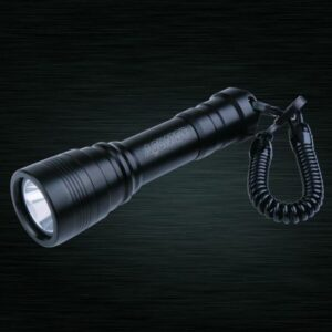 Aquatec LED-4146 Tac Tactical Flashlight